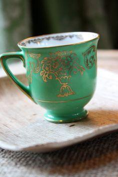 Bavarian Demitasse Cup
