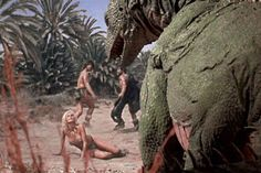When Dinos Ruled!
