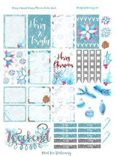 FREE merry-bright-happy-planner-sticker-sheet