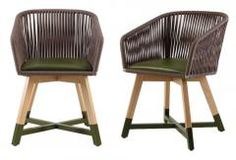Furniture, Chair Cord Wood