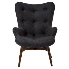Found it at AllModern - Auzzie Lounge Chair and Ottoman