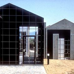牛窓国際芸術祭事務局(1985) 日本 岡山 Ushimado International Art Festival Center(1985) Okayama, Japan