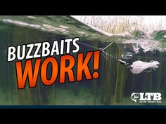 How To Fish Buzzbaits: Lucky Tackle Box Tips - YouTube