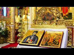 Cele 10 Rugăciuni Puternice Către Sfântul Efrem Cel Nou Pentru Diferite Nevoi - Nea Makri, Grecia - YouTube Youtube, Painting, Art, Greece, Art Background, Painting Art, Kunst, Paintings, Performing Arts