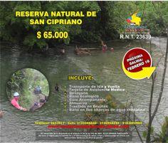 RESERVA NATURAL DE SAN CIPRIANO