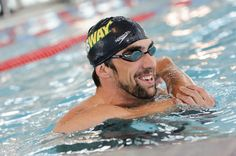 Swimming: Michael Phelps's Olympic Diet
