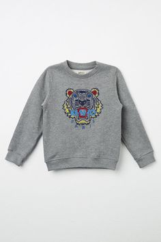 KENZO Tiger sweater for kids