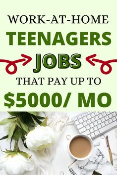 Online Jobs For Teens, Easy Online Jobs, Teen Money, Extra Cash, Free Time, Teenagers, How To Make Money, Time Out, Teen