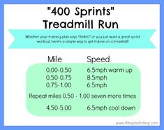 How many of you have seen a more serious runner talk about running x or x for their training plan? (taken from part of a Hal Higdon Advanced Plan) Yeah. When I first got into racing I was using beginner plans, so the running was purely m Sprints On Treadmill, Best Treadmill Workout, Sprint Workout, Running On Treadmill, Running Workouts, Running Tips, Running Humor, Cardio, Race Training