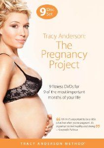 Celebrity trainer Tracy Anderson - pregnancy workout DVDs I swear to these dvds First Month Of Pregnancy, Pregnancy Months, Post Pregnancy, Pregnancy Style, Pregnancy Videos, Pregnancy Clothes, Early Pregnancy, Birth Month, Maternity Style