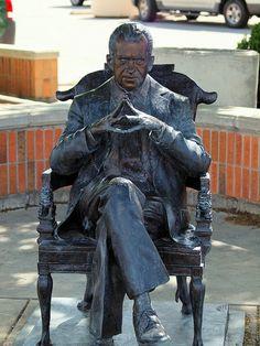 Richard M. Nixon Statue, Presidents Tour, Rapid City, South Dakota - 37th President of the United States of America