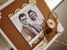 UN MATRIMONIO BIANCO E KRAFT - A KRAFT AND WHITE WEDDING   Il Gufo e La Mucca