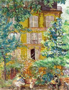 Le Square by Edouard Vuillard, France