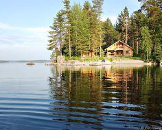 si los zombies te siguen buscan una cabaña en el lago