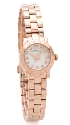 Marc by Marc Jacobs Amy Dinky Watch $200