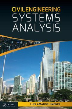 Civil Engineering Systems Analysis book cover