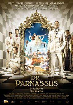 Affiche 15 de «L'IMAGINARIUM DU DOCTEUR PARNASSUS» [Turquie]