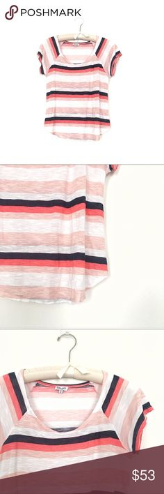Splendid striped tee Excellent condition Splendid Tops Tees - Short Sleeve