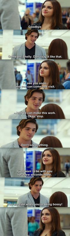 The Kissing Booth - Elle & Noah.