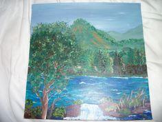 """Mountain Lake""  http://www.WakeupWithJohn.info"