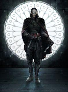 Masked Assassin by tomzar