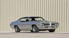 1969 Pontiac GTO Judge 400/366 HP, Automatic presented as lot T203 at Dallas, TX 2014 - image12