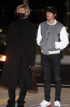 Namjin, Normcore, Hipster, Bts, Style, Fashion, Swag, Moda, Hipsters
