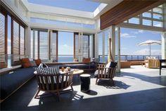Diseño de interiores moderno y cálido