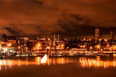 Viaduct Harbour ~ Auckland ~ New Zealand...