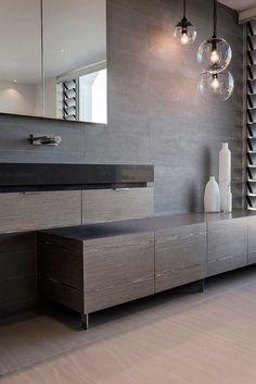 Bathroom Lighting New Zealand designer credit: detaildavinia sutton.   new zealand interior