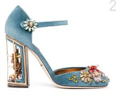 A cagey #shoeoftheday. Dolce-Gabbana-Fall-2014-Collection-Accessories-Shoes-Tom-LOrenzo-Site-TLO (2)