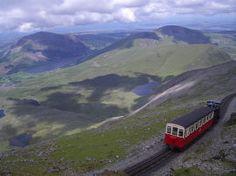 Happy St Davids Day  Snowdonia Mountain Railway