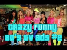 Crazy Funny 80's T.V. Ads - Try Not To Laugh Or Grin #2 Crazy Funny, Wtf Funny, 80s Tv, Happy Pills, Tv Ads, Try Not To Laugh, Good Vibes, Viral Videos
