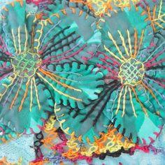 Headband feita com sobras de tecido, renda (tipo lingerie), malha e chita. Trabalho artesanal, cada peça é única. Frete PAC grátis para todo o Brasil.