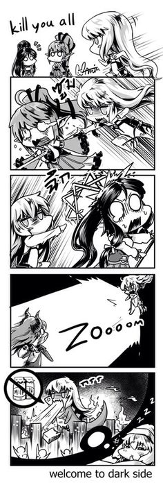Eve Comic Elsword