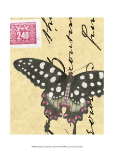 Le Papillon Script IV