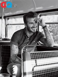 David Beckham on Dealing with Tabloid Gossip and Public Scrutiny: 'I'm a Secure Person, as a Husband, as a Dad' http://www.people.com/people/article/0,,20994153,00.html