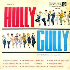 the hully gully dance | The Hully-Gully , French Madison, Hot Chocolate and Electric Slide