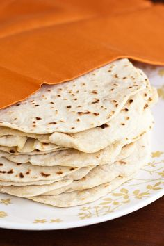Homemade Tortillas by foodiebride, via Flickr