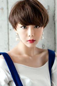 マニッシュマッシュ田中衛 Japanese Short Hair, Japanese Hairstyle, Girl Short Hair, Short Hair Cuts, Short Hair Styles, Bowl Cut, New Haircuts, Hair Trends, Girl Hairstyles