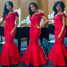 Choosing Wedding Colors: The Vibrant Color of Red - Wedding Digest Naija