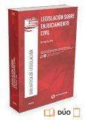 Legislación sobre enjuiciamiento civil. Civitas, 2016