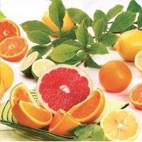 Servítky Citrusy mix