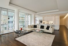 165 charles st ph living room