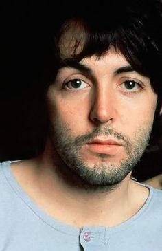 Paul McCartney: Probably my favorite Beatle.  I admire his tenacity, his huge talent, his individuality and creative spirit.