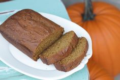 emily k: Pumpkin Bread {Gluten Free, Dairy Free}