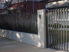 8 Young Clever Tips: Fence Ideas Pictures Wooden Fence Art.Privacy Fence For Acre Privacy Fence Latch.Garden Fence Keep Rabbits Out. Brick Fence, Concrete Fence, Front Yard Fence, Farm Fence, Metal Fence, Dog Fence, Wooden Fence, Fenced In Yard, Pallet Fence