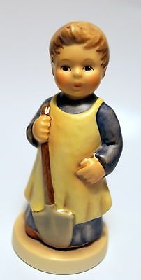 "MI Hummel Goebel ""Garden Treasures"" Figurine 727 Membership Year 1998 99 Mint | eBay $27.89"
