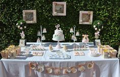 Secret Garden Themed party by Patricia from Miss Lacitos