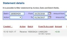 I WORK FROM HOME less than 10 minutes and I manage to cover my LOW SALARY INCOME.  If you are a PASSIVE INCOME SEEKER, then AdClickXpress (Ad Click Xpress) is the best  ONLINE OPPORTUNITY for you.  I am getting paid daily at ACX and here is proof of my latest withdrawal.  This is not a scam and I love making money online with Ad Click Xpress. Here is my Withdrawal Proof from AdClickXpress. I get paid daily and I can withdraw daily.  Online income is possible with ACX, who is definitely…